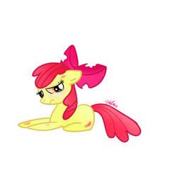 Applebloom (Sad)