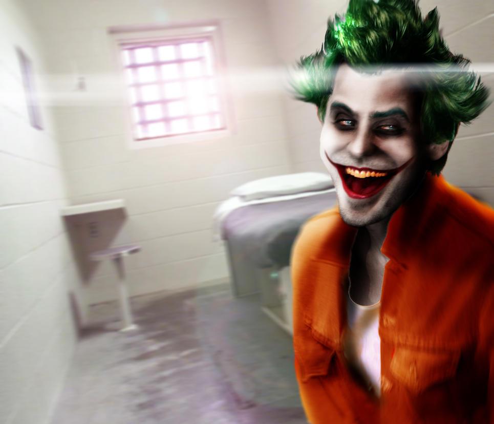 Jared Leto as The Joker 2 by EikraemFerwouche