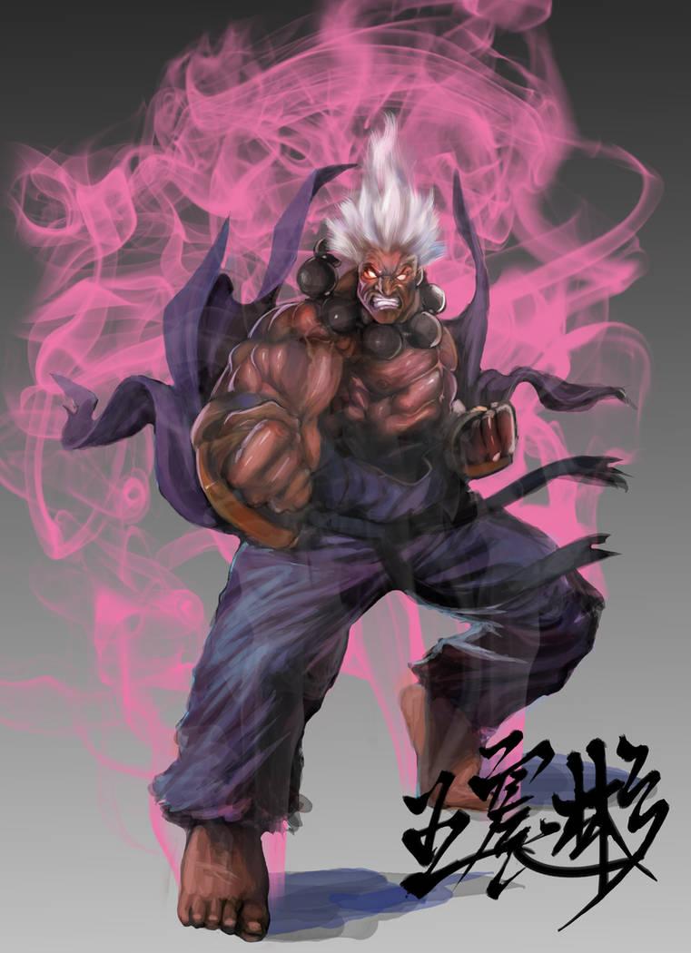 Shin akuma by Jackywang