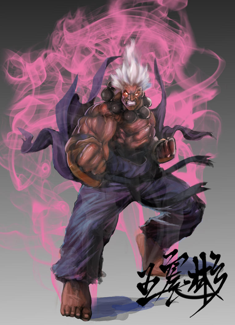 Shin akuma by jackywang on deviantart - Akuma oni wallpaper ...