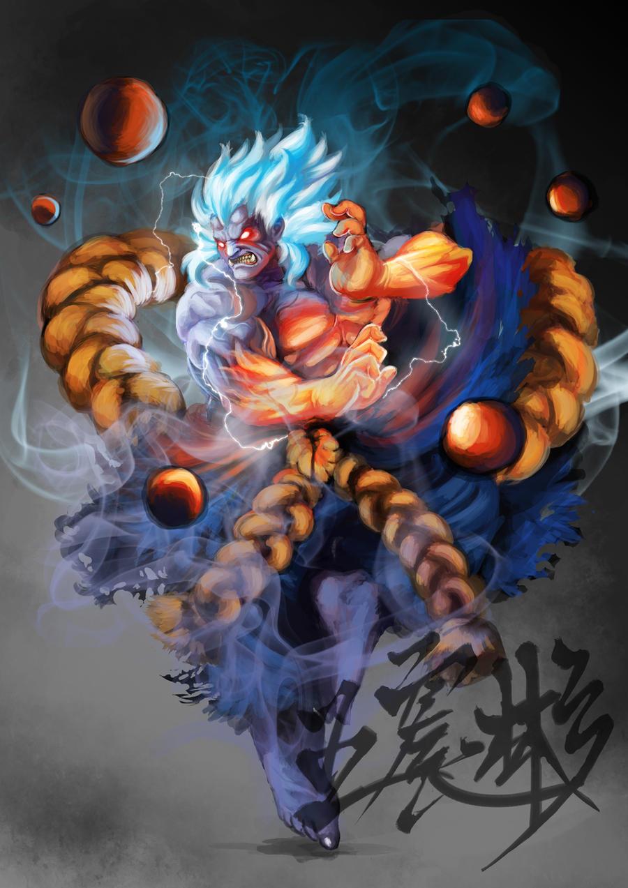 Broly vs Oni - Battles - Comic Vine