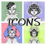icons slot by KiberneticaKibiryky