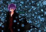 Custom Winter Themed Wallpaper by LuminousAtelier