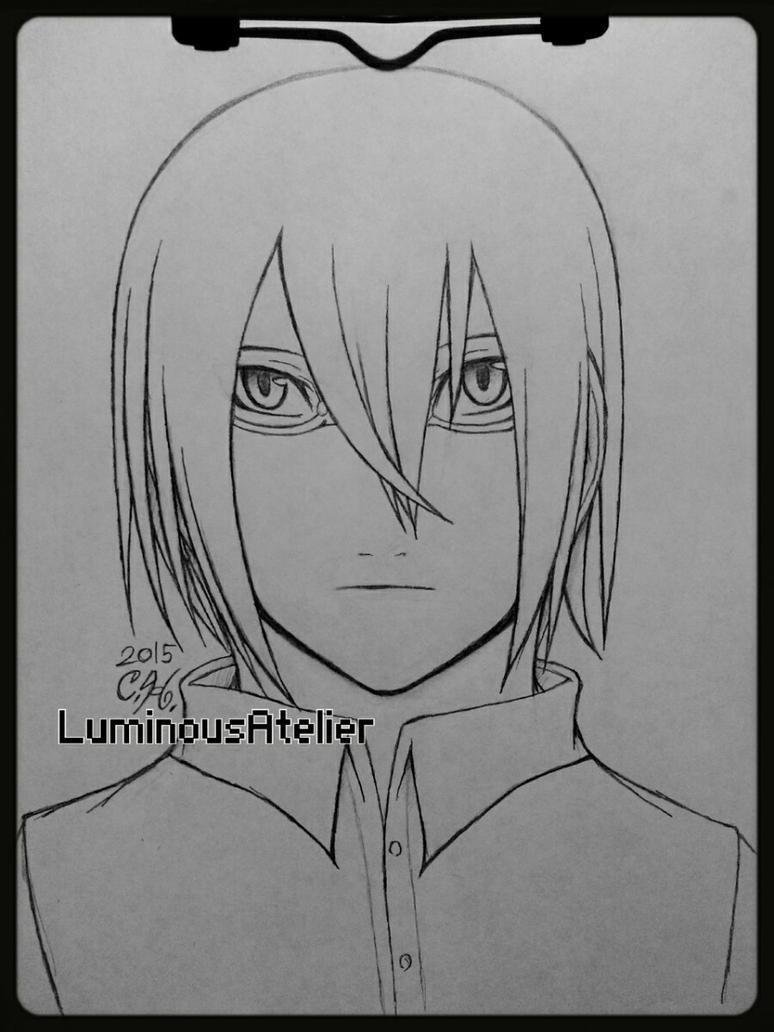Sketch - Lev Doodle... by LuminousAtelier