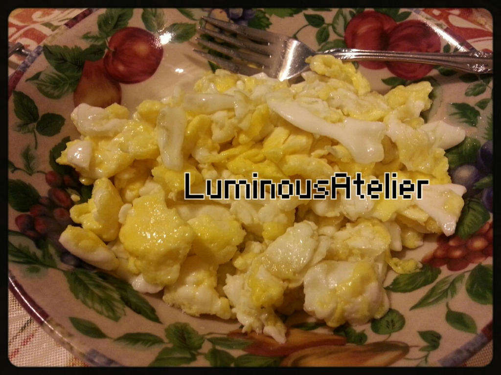 Photo - Scambled Eggs by LuminousAtelier