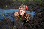 Nira in quicksand  5453