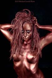 MLP Leila Hazlett Bronze 5079 by MichaelLeachPhoto