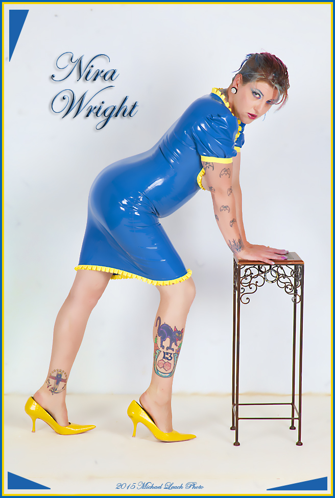 MLP Nira Wright Blue Latex May15 6473 by MichaelLeachPhoto
