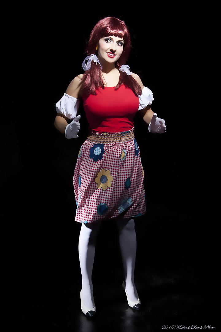 MLP Hannah Perez Poseable Doll Oct15 4833 by MichaelLeachPhoto