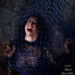 MLP Jenn Caught in Net Scream Sep19 5202
