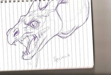 Dragon by Rathunta