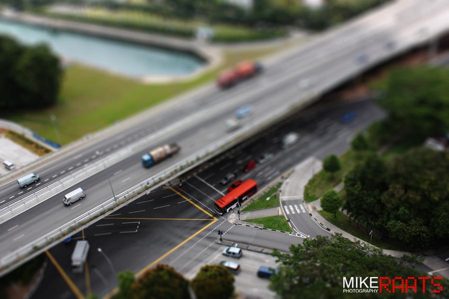 2nd Tilt Shift Test by MikeRaats