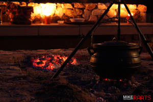 Waiting for Potjie by MikeRaats