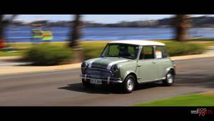 Targa Rally - Mini Cooper