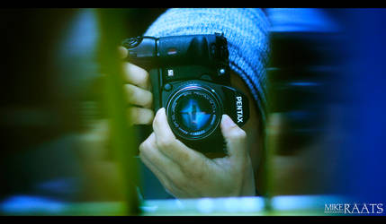Pentax Photog by MikeRaats