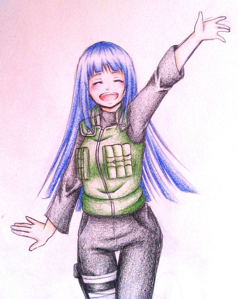 Hinata by SayakoArt