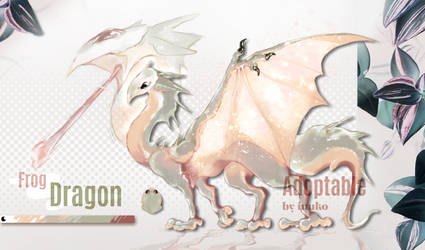 FROG DRAGON [Closen] by InuDoGGo