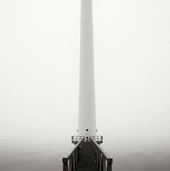 Lonely mast by giedriusvarnas