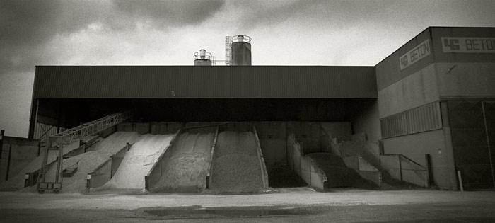 Concrete Factory by giedriusvarnas
