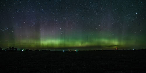 Southern MN -  Nothernlights I by Dimentichisi