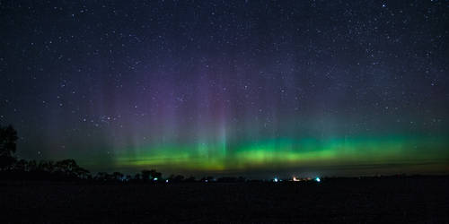 Southern MN - Nothernlights II by Dimentichisi