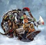 Dwarf v Orc