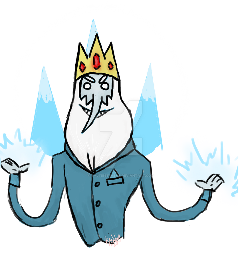 Ice king memes