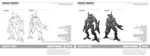 PW - Creature Concept