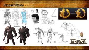 Torment - Concept Pieces 1