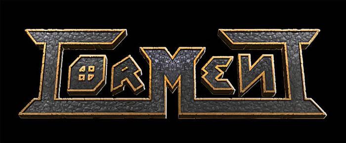 Torment - Logo by Onimetal