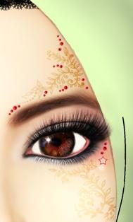 Nabila Mawaddah CloseUp by roseintel