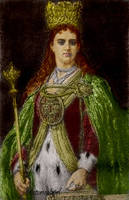 Jadwiga of Poland by historicalgirl