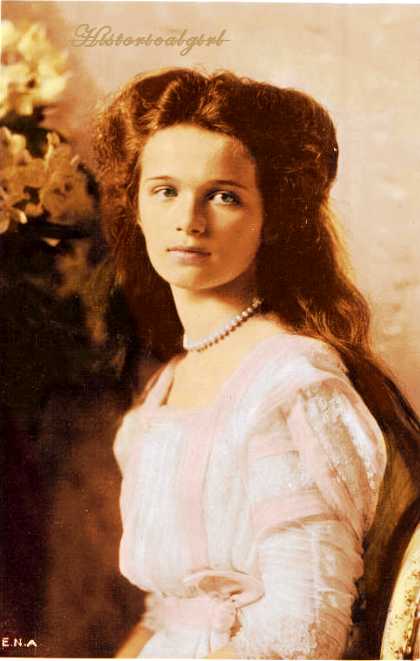 Grand Duchess Olga by historicalgirl