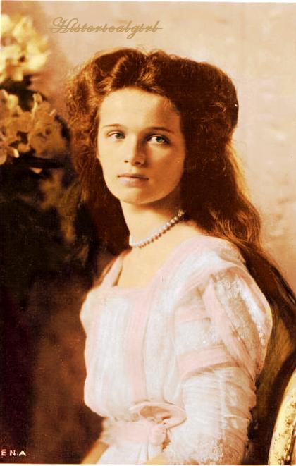 Grand Duchess Olga by historicalgirl