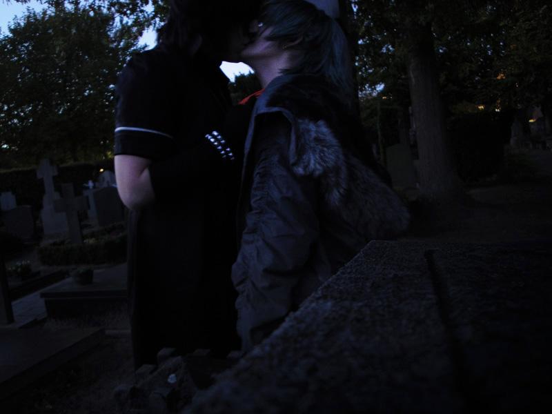 TnC graveyard by KyoyaxL