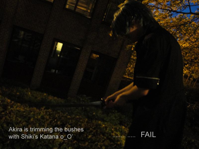 Akira robbed Shiki by KyoyaxL