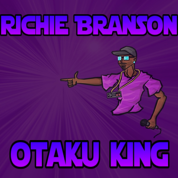 Richie Branson OtakuKing by darkparade