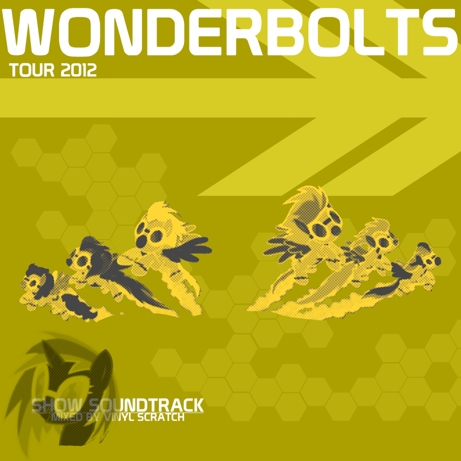 Wonderbolts CD by Anubins