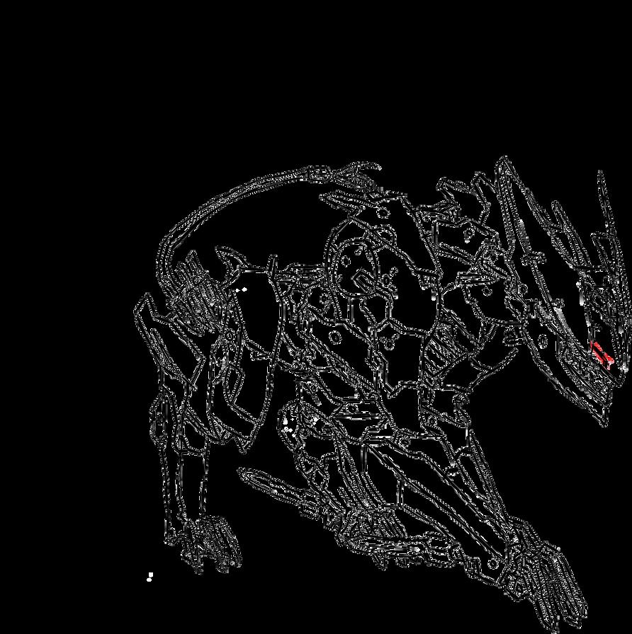 LQ-84i 'Bladewolf' by Anubins