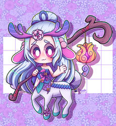 Lillia Spirit Blossom | League of Legends