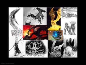 Dragons, Ents...
