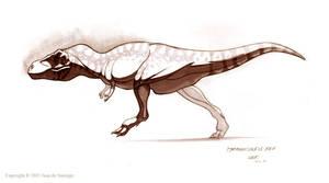 Tyrannosaururs Rex