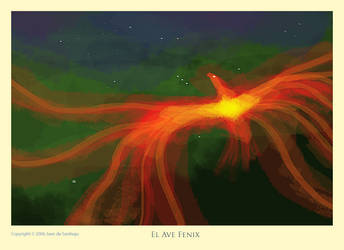 El Ave Fenix by Red-Dilopho