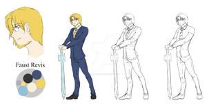Faust Revis - Character Sheet #13