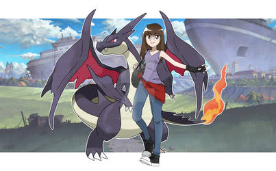 Tokusa [Carvan] - Derpy Pokemon Trainer!