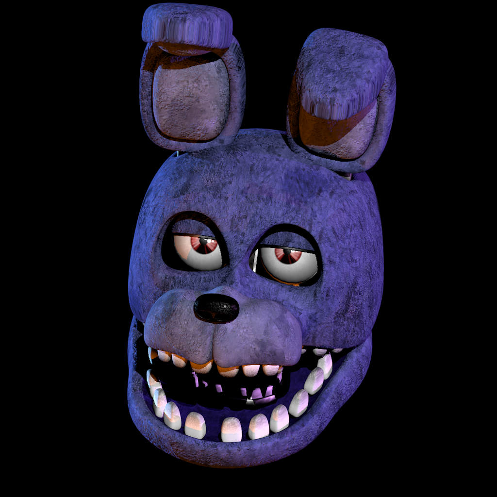 Unwithered Bonnie WIP 1 By NathanzicaOficial On DeviantArt