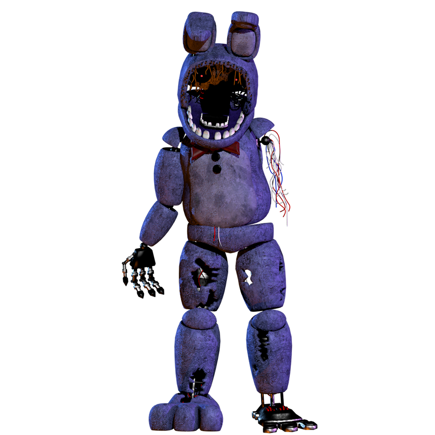 Withered bonnie v2 by NathanzicaOficial on DeviantArt