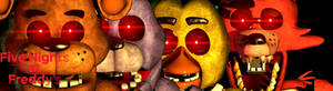Five Nights at Freddy's The Red Eyes
