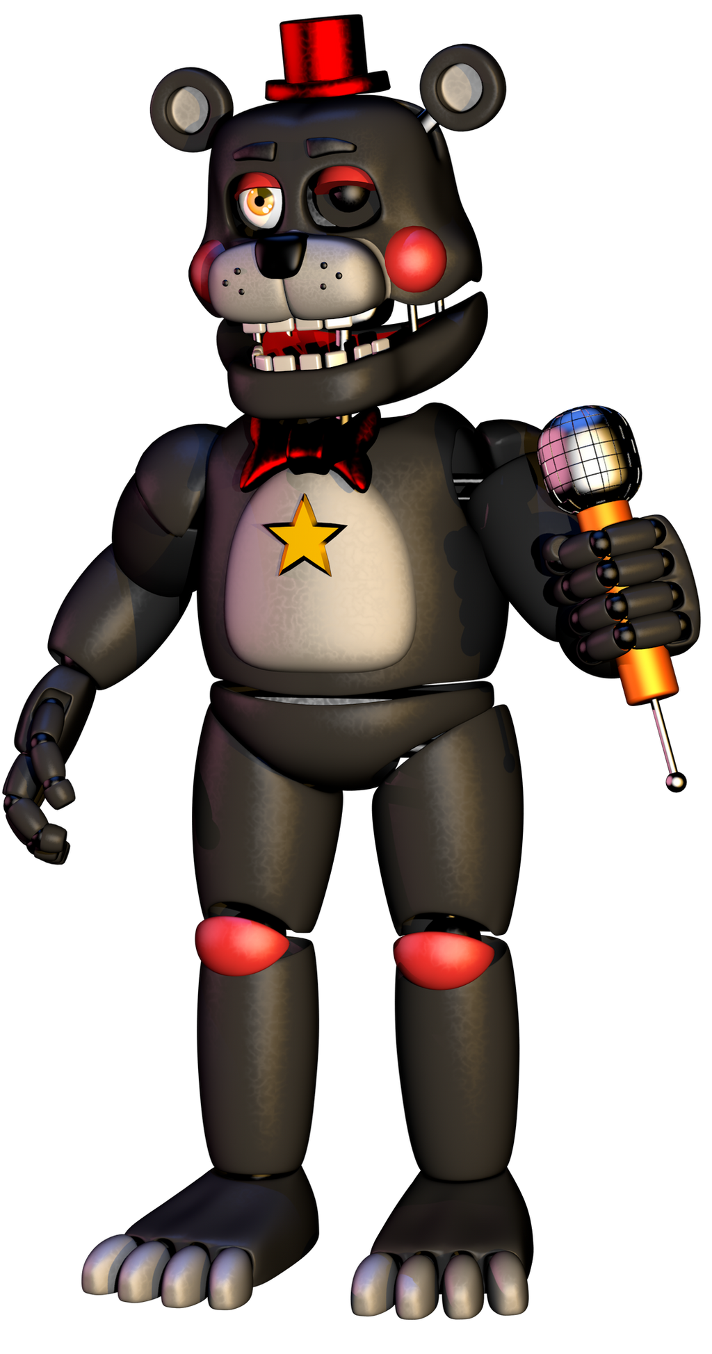 Lefty By Nathanzicaoficial On Deviantart