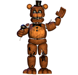 Withered freddy v4 by NathanzicaOficial